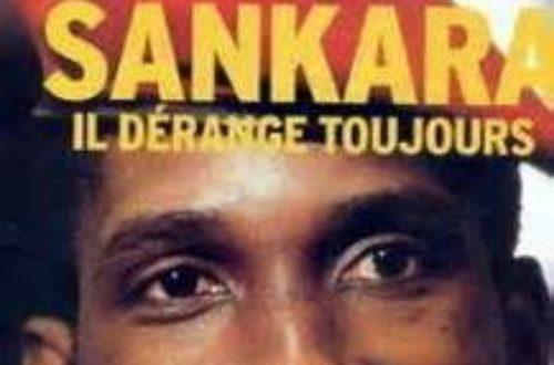 Article : Thomas Sankara: 27 ans après, la force des idées demeure