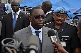 le président Sénégalais Macky Sall. wikimedia.org