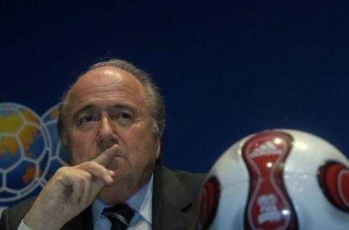 Article : De la FIFA aux républiques Africaines
